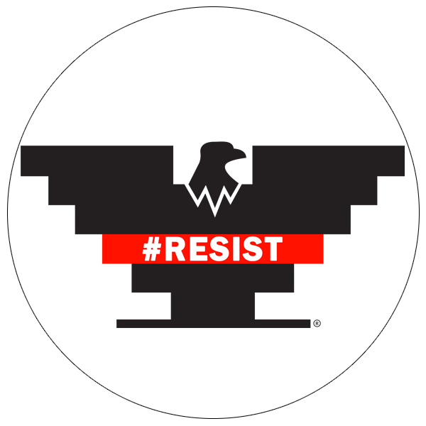 #RESIST Button
