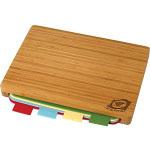 5-Piece Bamboo Cutting Board