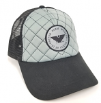 Quilted Pattern Cap