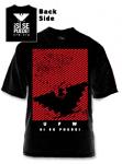 T-Shirt, Distressed Design