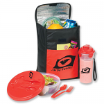 Stay-Fit Cooler Gift Set