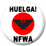 Huelga Button