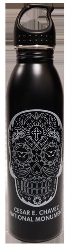 Dia de los Muertos Water Flask