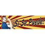 Huelgista Bumper Sticker