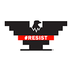 #RESIST Sticker
