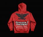 Justicia Hooded Sweatshirt
