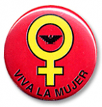 Viva La Mujer Button