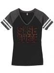 Vintage Style Ladies Game Tee Si Se Puede