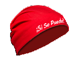 Si Se Puede Head or Face Wrap