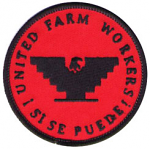 Patch Embroidered w/Eagle & SSP