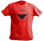 Red Youth T-Shirt