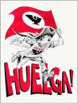 Huelga Poster